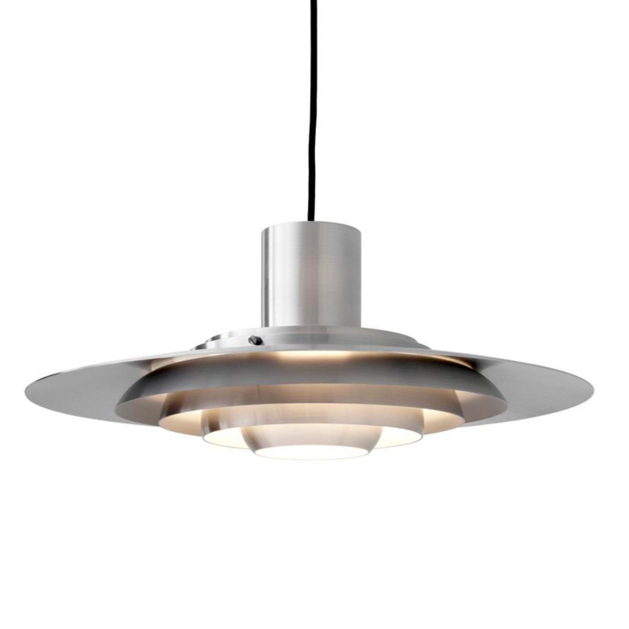 &Tradition P376 KF2 Pendant Lamp , Aluminium
