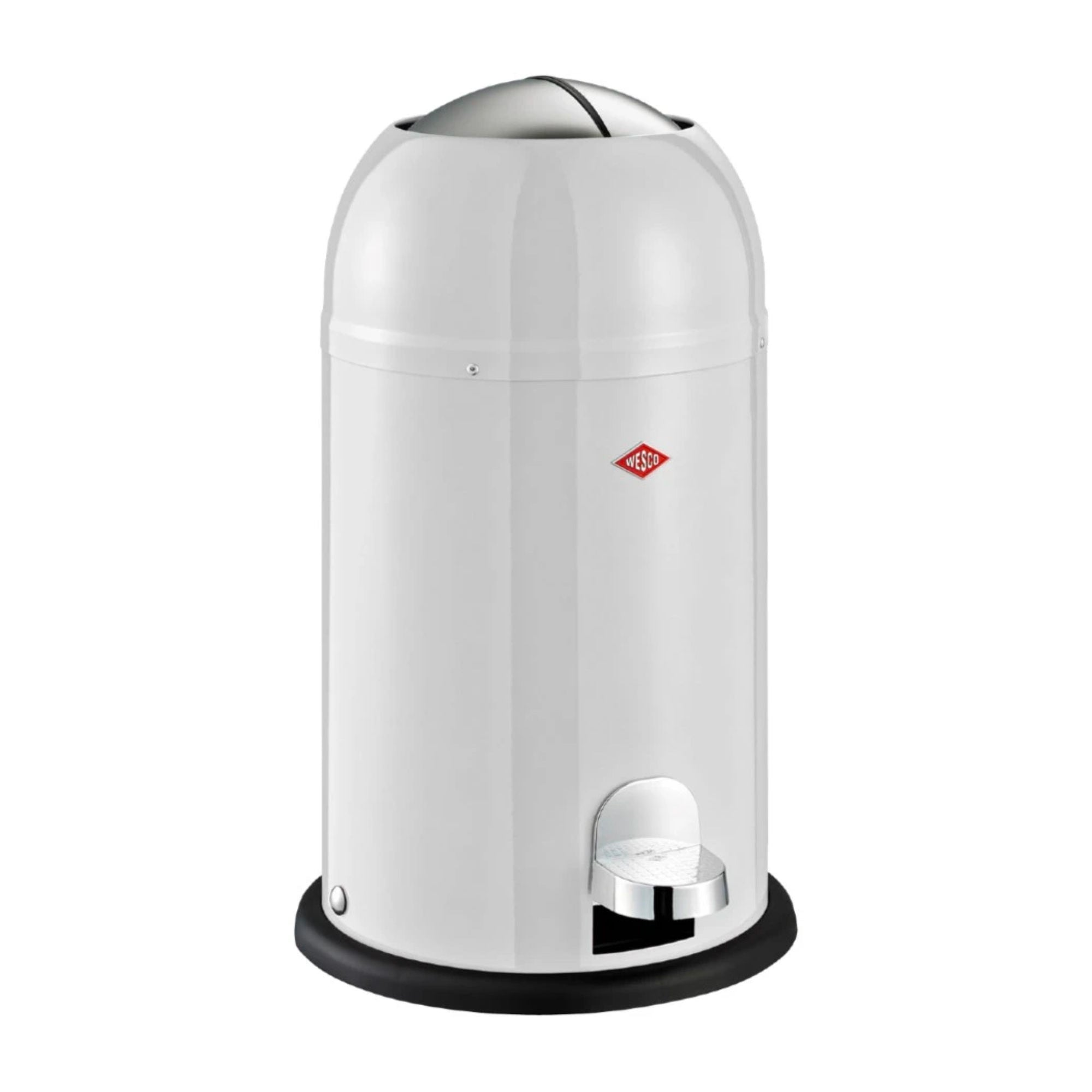 Wesco Kickmaster Junior 12 litre, white