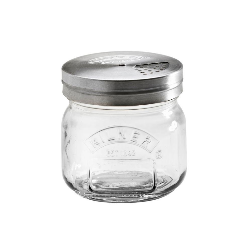 Kilner Storage Jar 0.25L With Shaker Lid