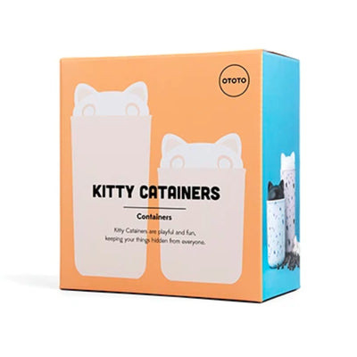 Ototo Design Kitty Cantainers