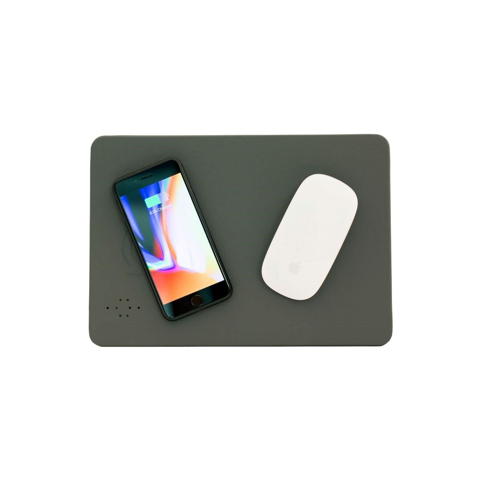 Kikkerland Wireless Charging Mouse Pad