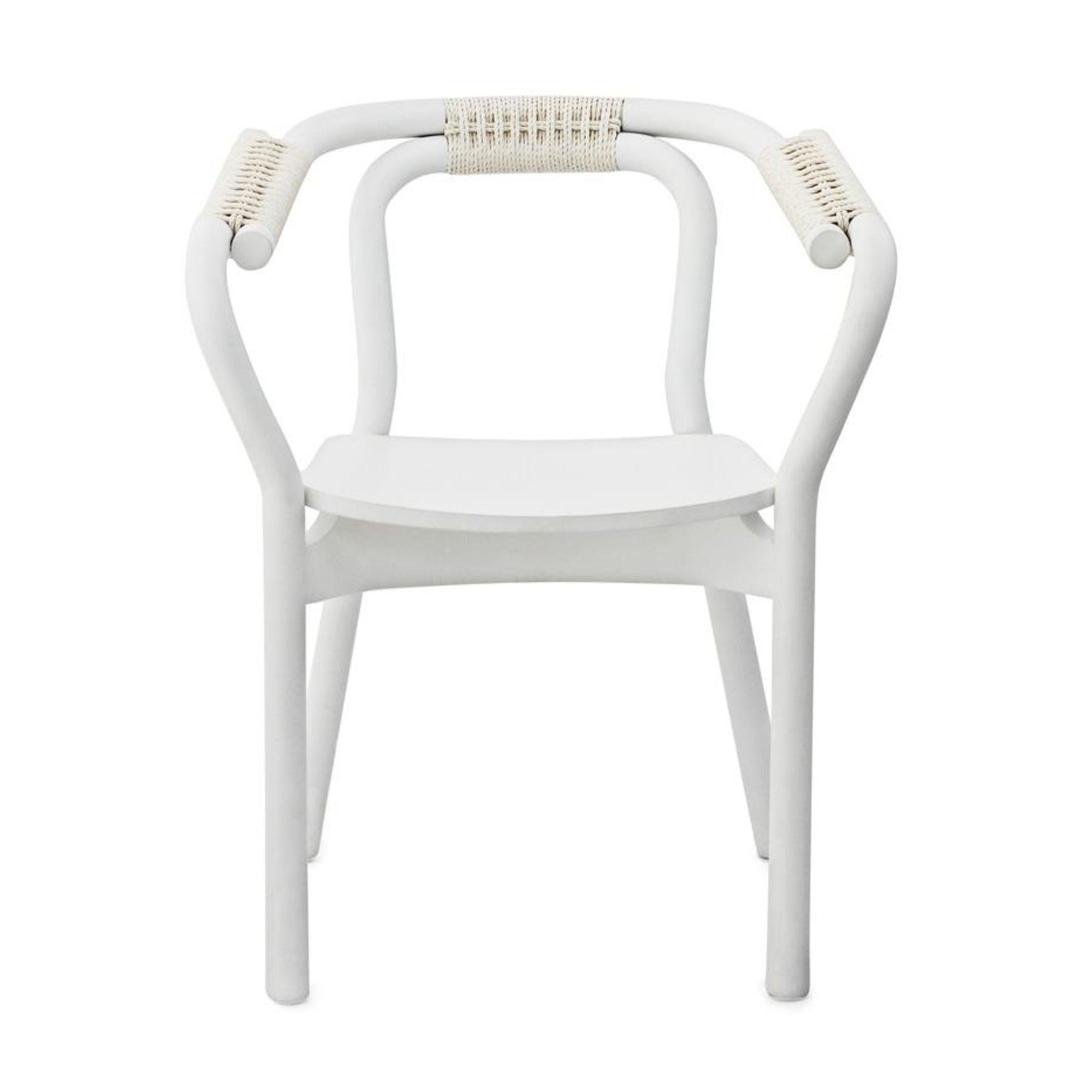 Normann Copenhagen Knot Chair , White - White