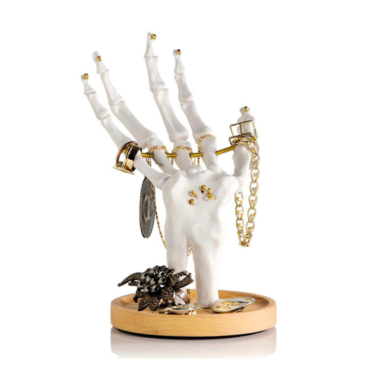 Suck UK Skeleton Hand Jewellery Organiser
