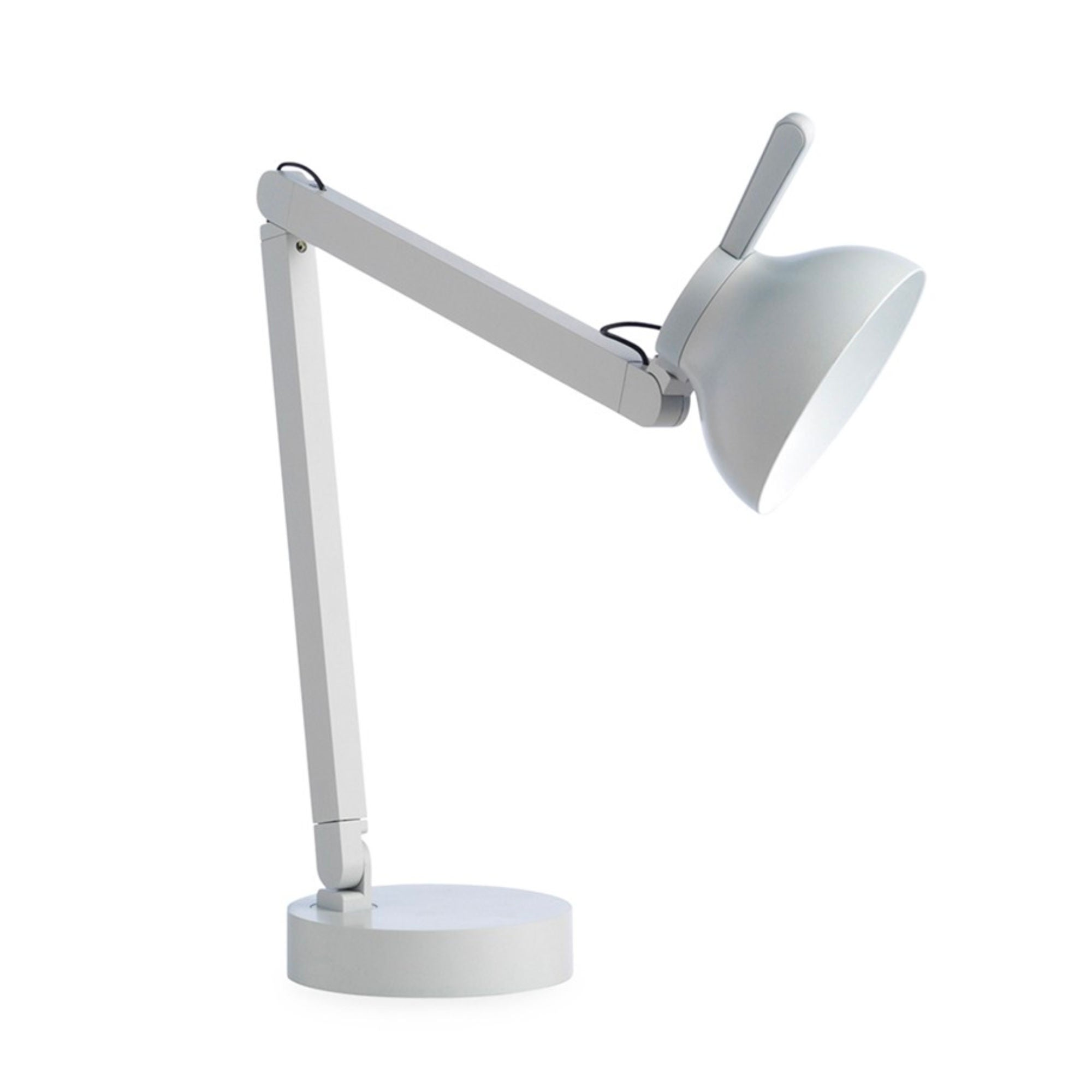 Hay PC Table Lamp , Light Grey