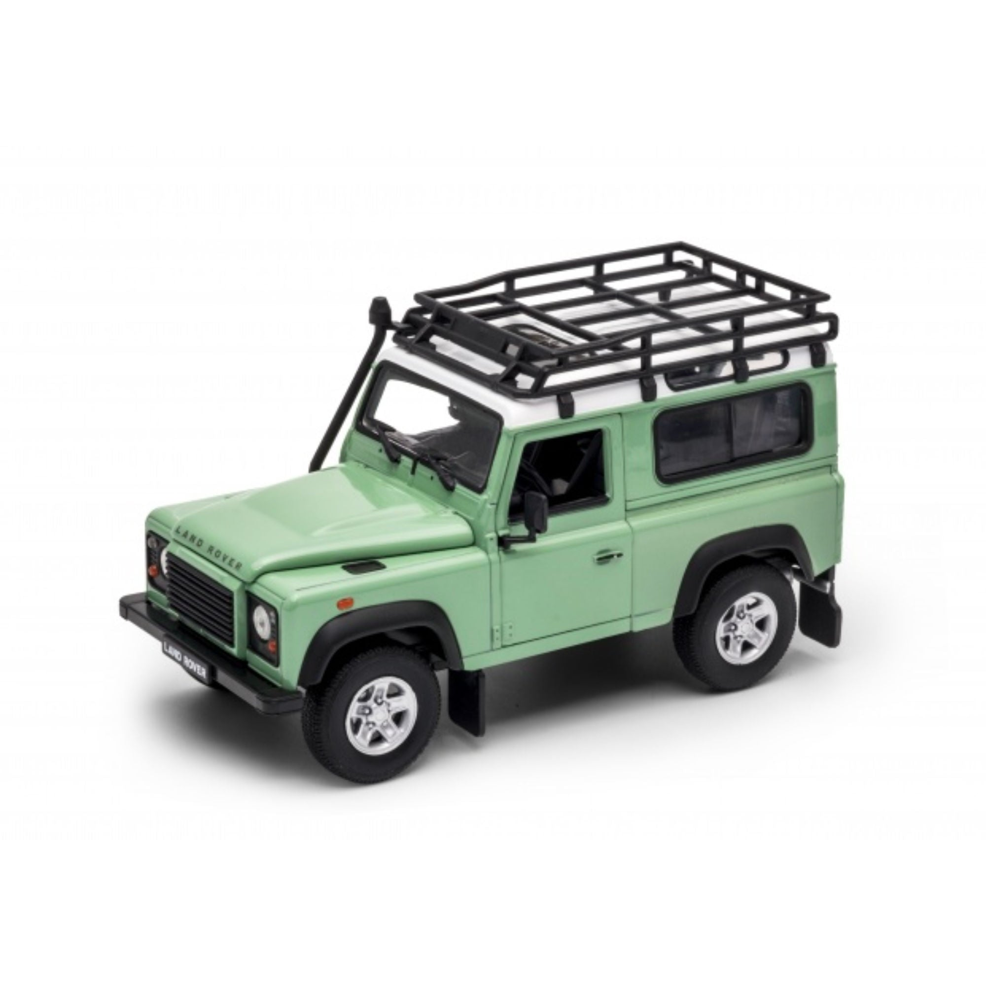 Welly Land Rover Defender 1:24 Diecast Model