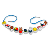 Miffy Lacing Beads