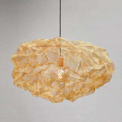 Northern Heat Pendant Lamp Large , Brass