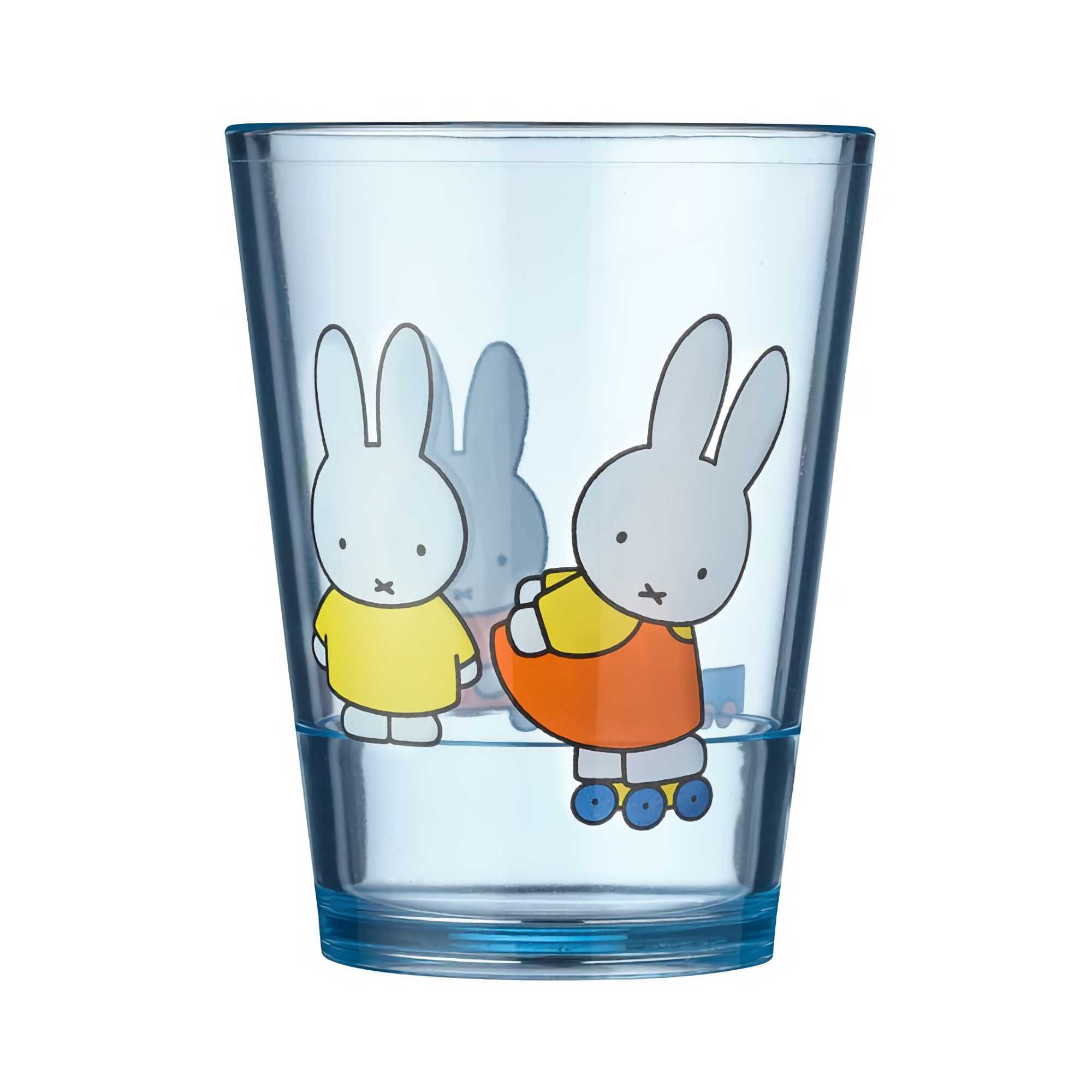 Miffy Lens Glass plastic cup, play (250 ml)
