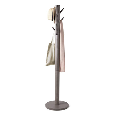 Umbra Flapper coat rack, grey