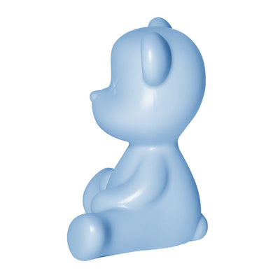 Qeeboo Teddy Boy table lamp , light blue