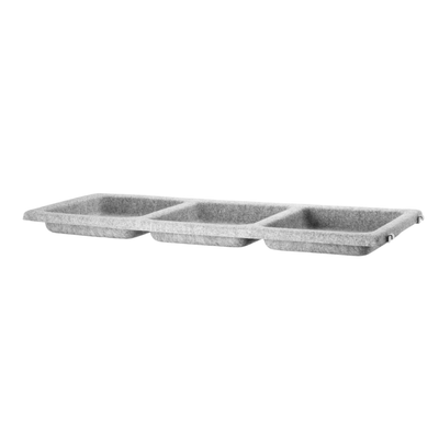 String® Bowl Shelf Felt W78xD30cm