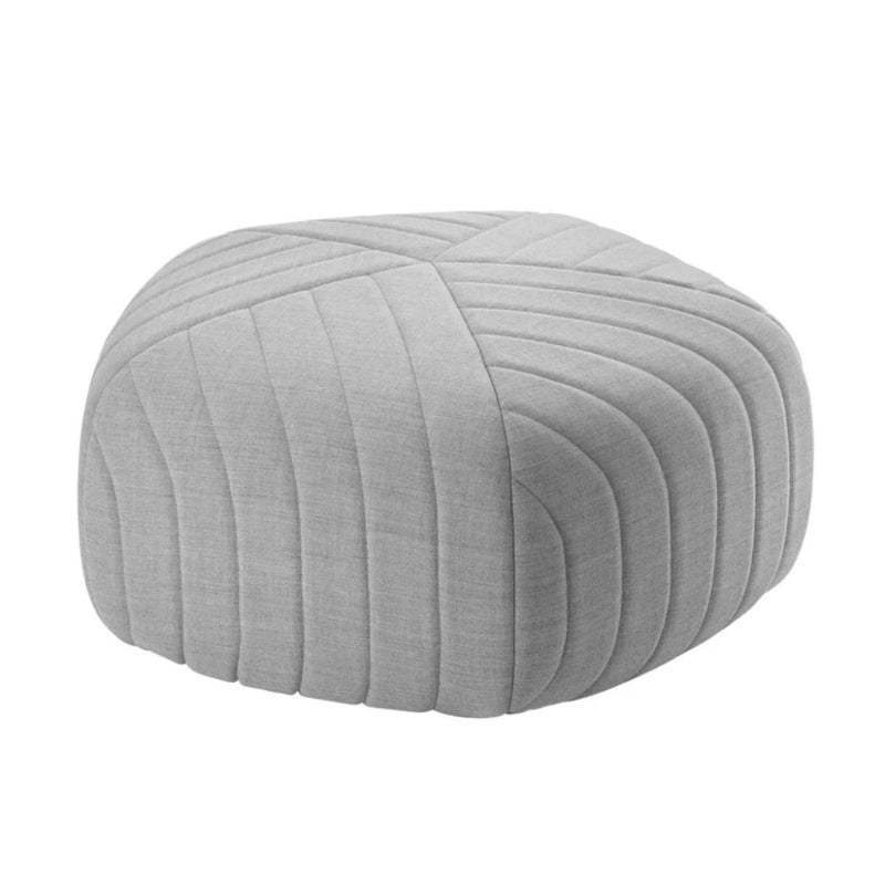 Muuto Five pouf, remix 123, light grey