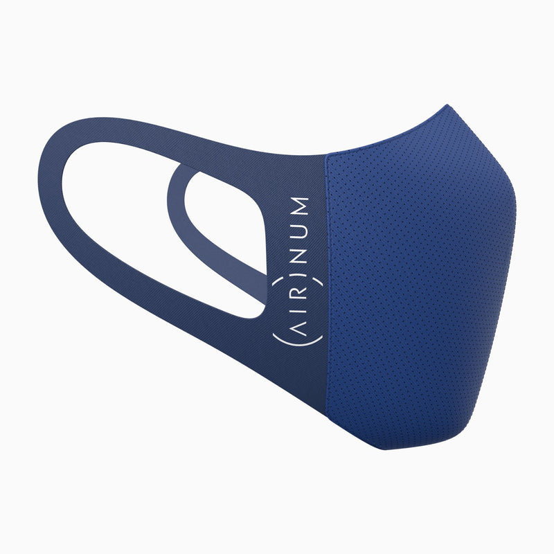 Airinum Lite Air Mask Large, Aurora Blue