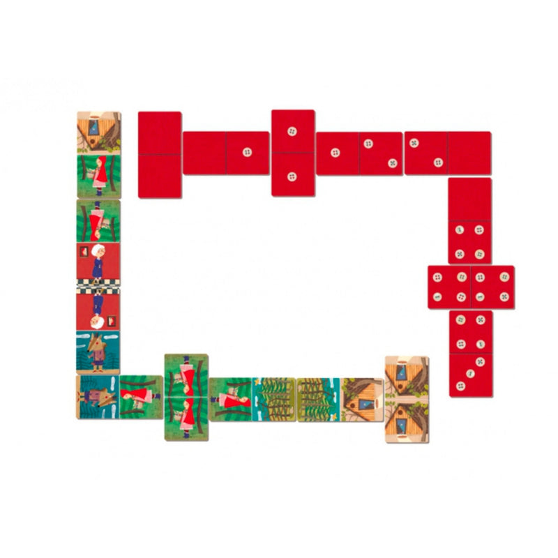 Londji Domino Game , Little Red