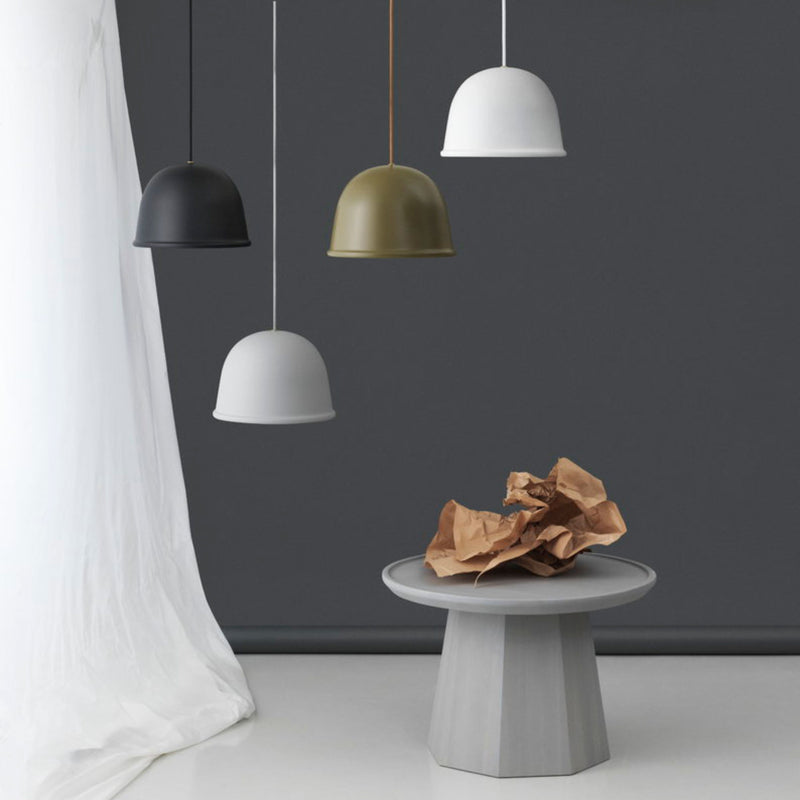 Normann Copenhagen Local Lamp Pendant , Elm Green