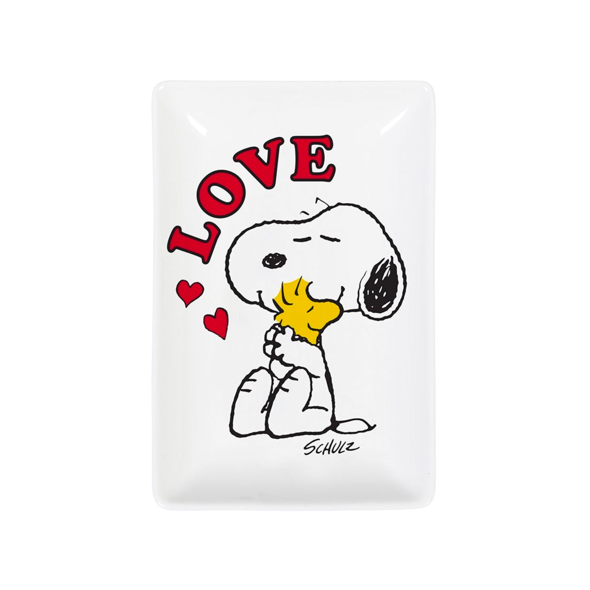 Peanuts Trinket Tray , Love