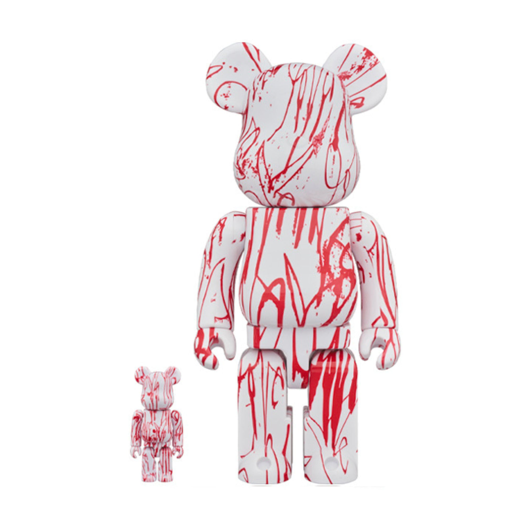 BE@RBRICK Love Me 100% & 400%