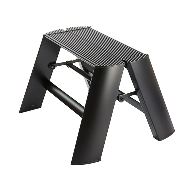 Metaphys Lucano Stool 1-Step , Black