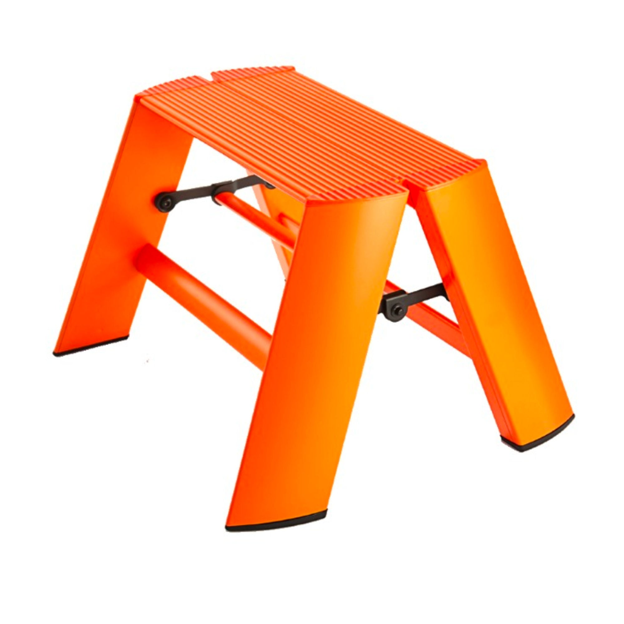 Metaphys Lucano Step Ladder 1 Step, Orange