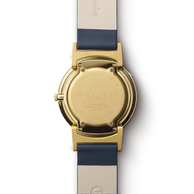 Eone Bradley Lux Gold Watch