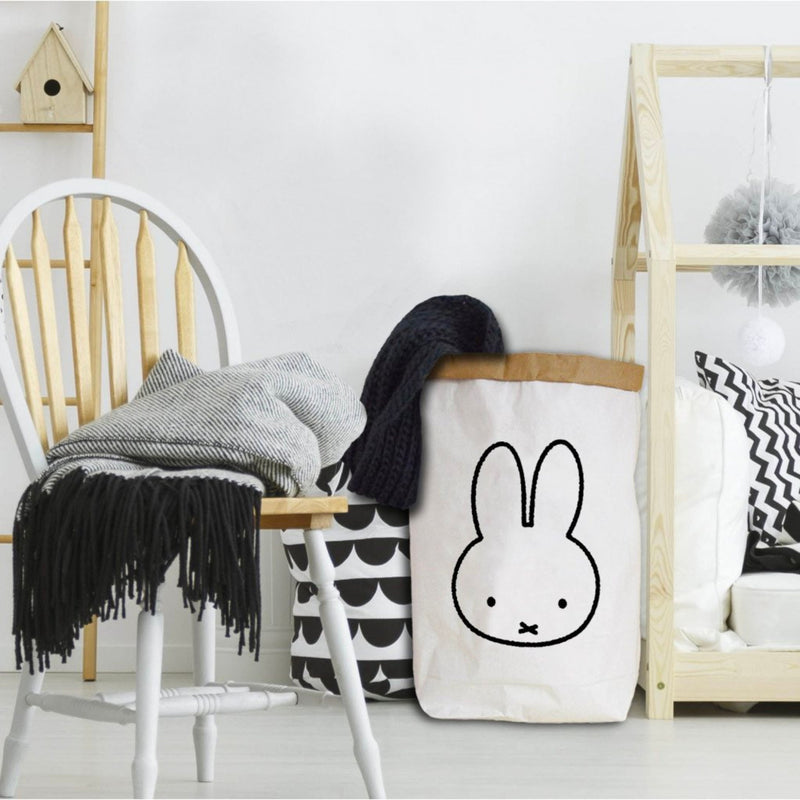 Nijntje Miffy Outline Paperbag 10L