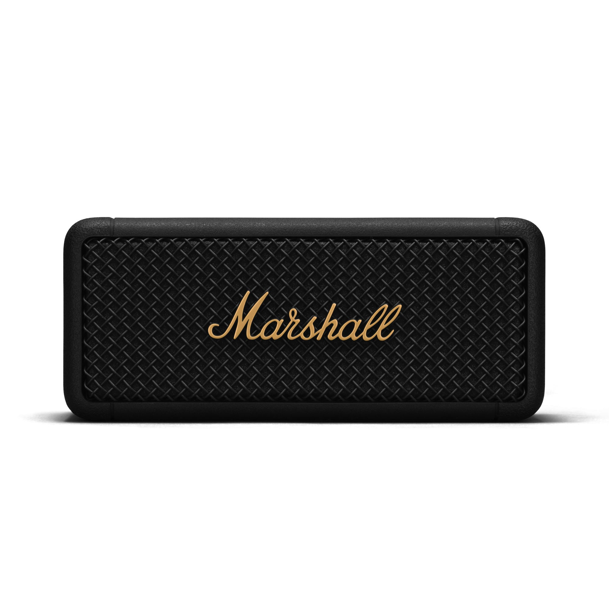 Marshall Emberton Wireless Portable Speaker , Black/Brass
