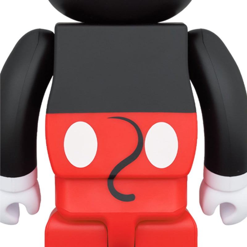 BE@RBRICK Mickey Mouse 100% & 400% (To be shipped in late Dec 2020)
