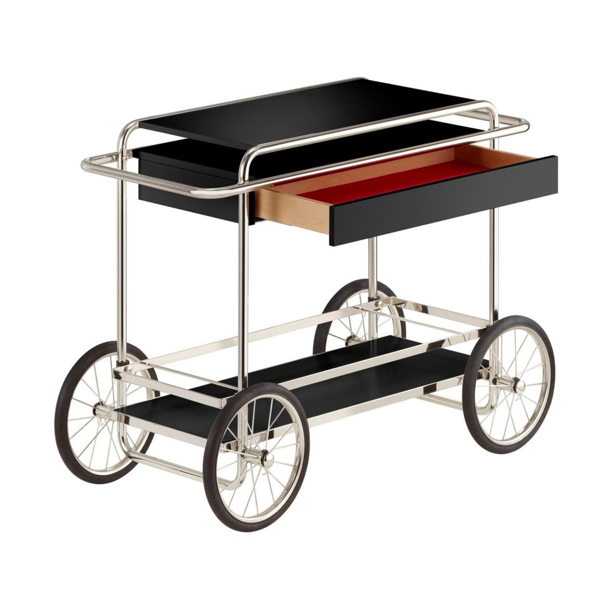 Tecta M4RS Bar Trolley
