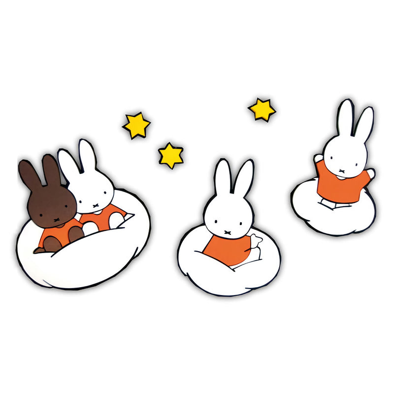 Miffy Foam Wall Decoration