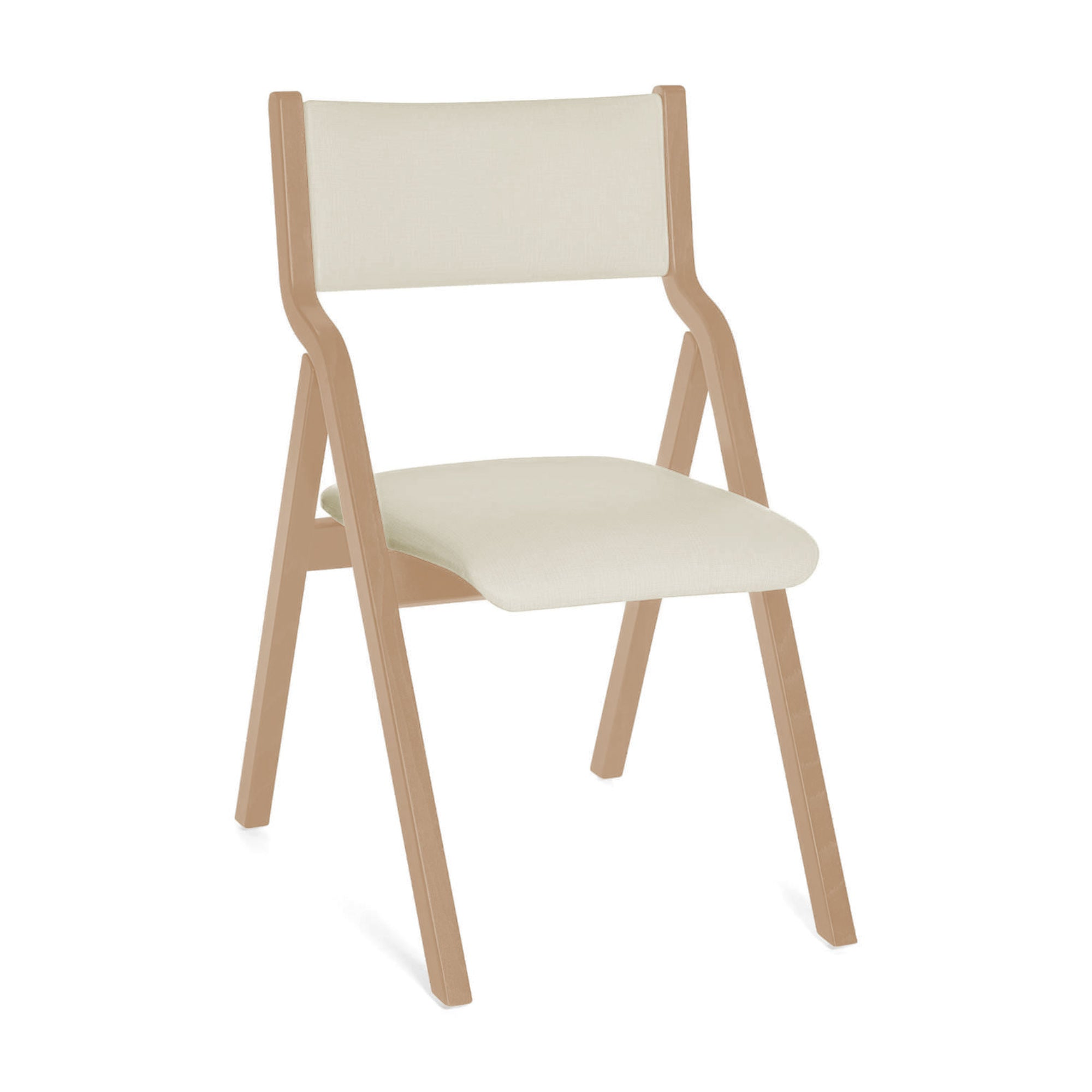 Stance Healthcare Kite Folding Chair , Natural-Beige