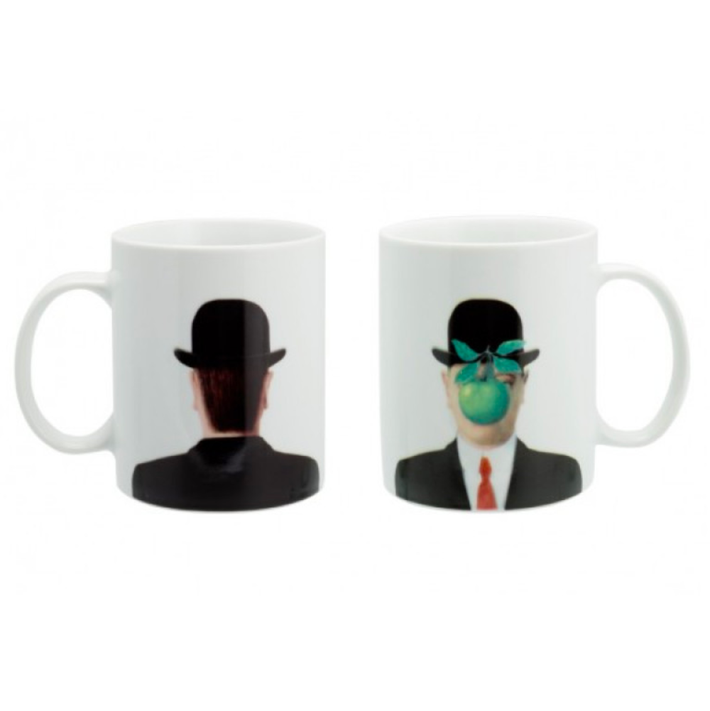 Moma Magritte Mug Son of Man