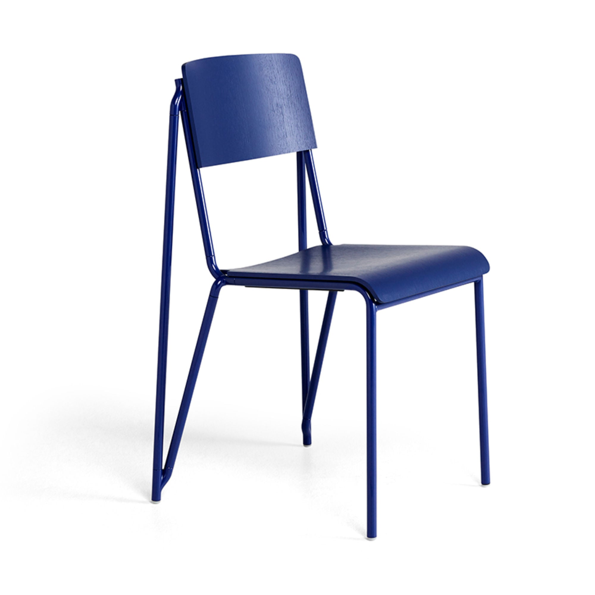 Hay Petit Standard Chair , Ultra Marine Blue