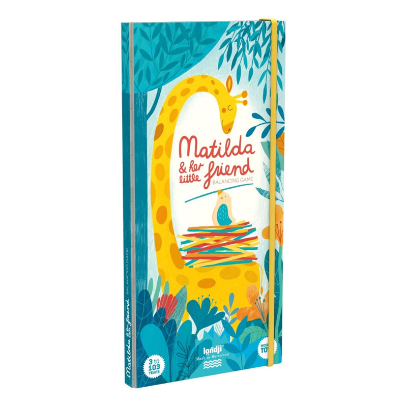 Londji Matilda & Friends Stacking Game