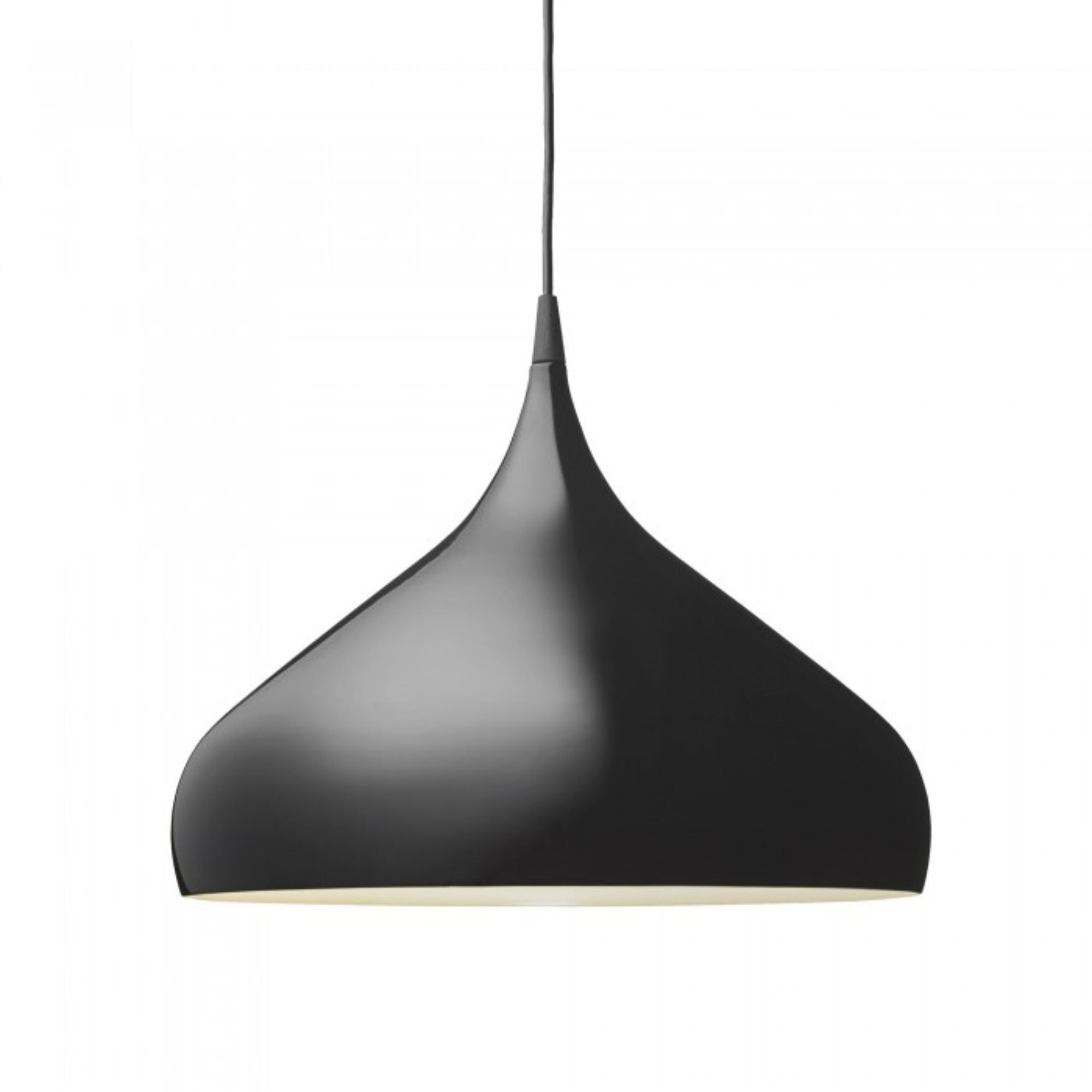 &Tradition BH2 Spinning pendant lamp, matt black