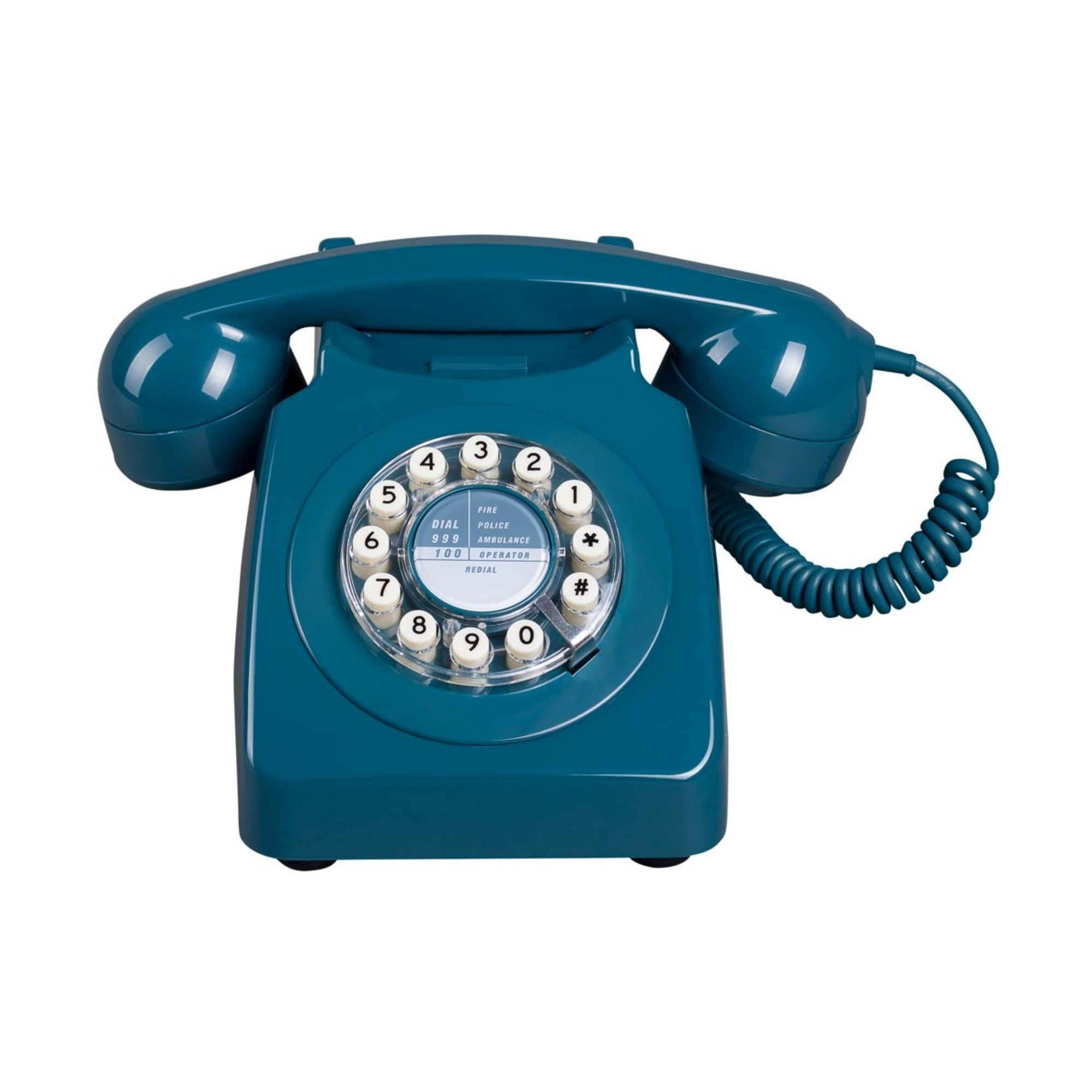 Wild and Wolf 746 Phone , Biscay Blue