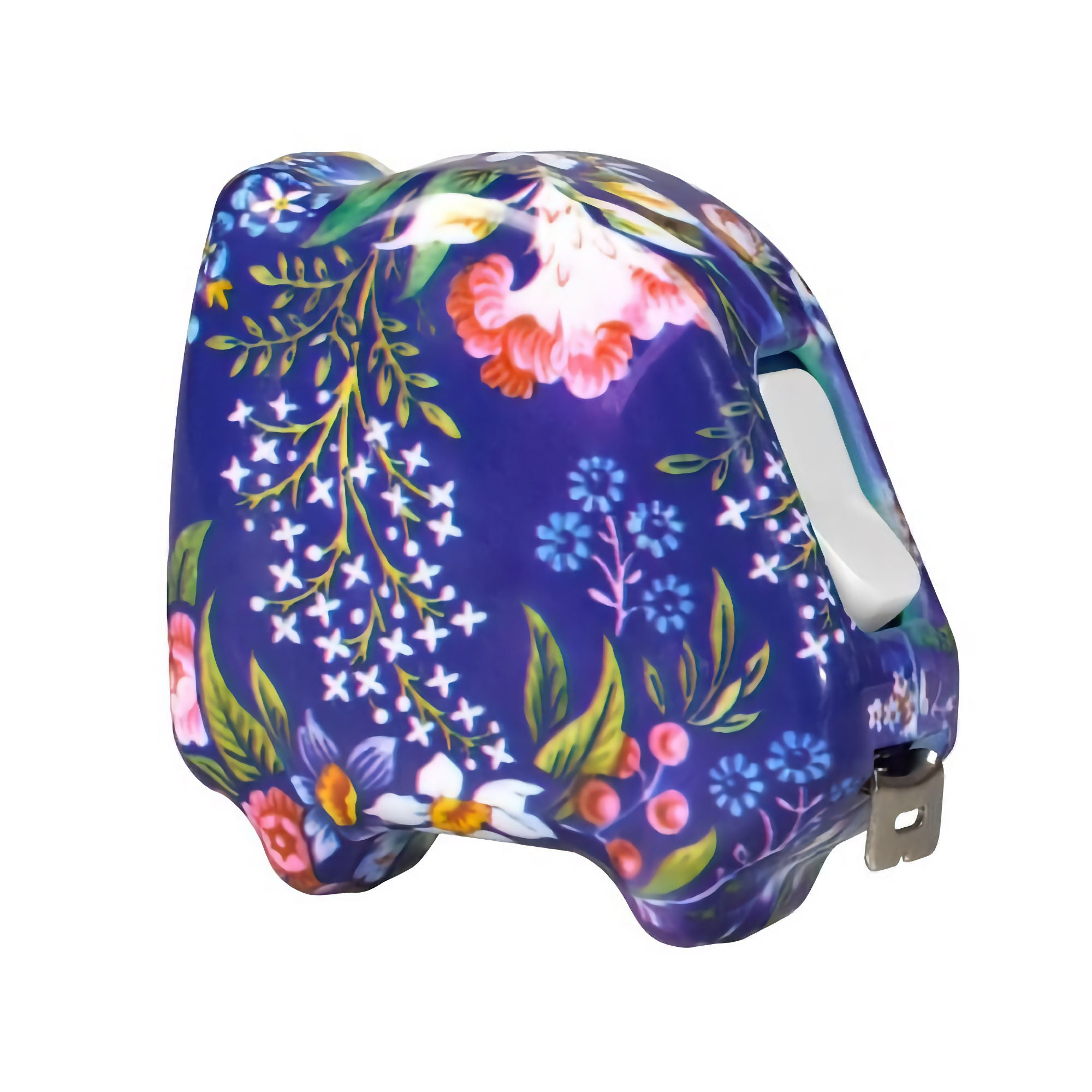 V&A Measuring Tape 3m , Blue Floral