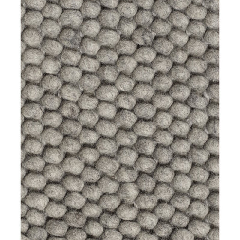 Hay Peas rug , medium grey (80x140 cm)