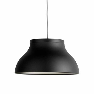 Hay PC pendant lamp, soft black