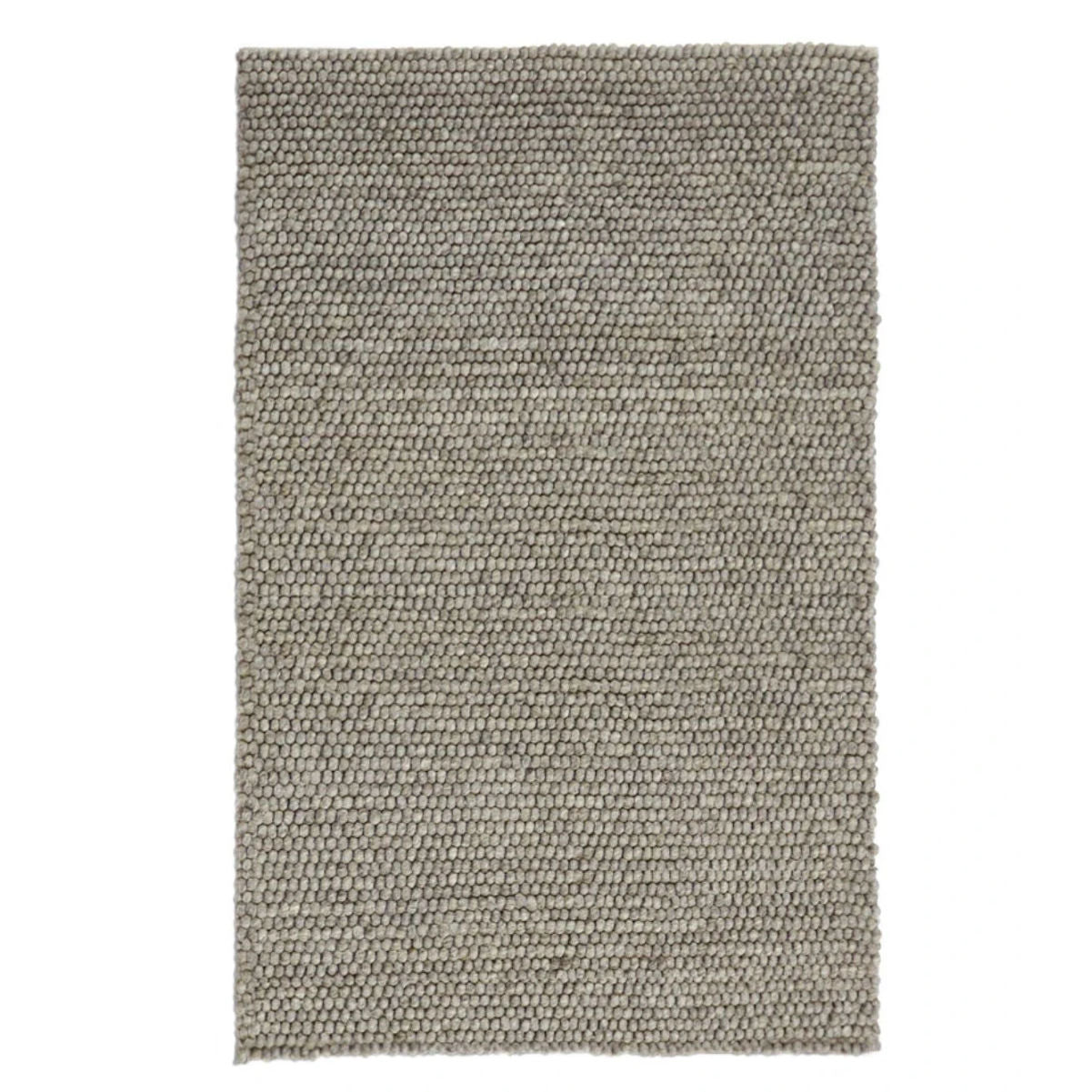 Hay Peas rug 80 * 140cm, medium grey