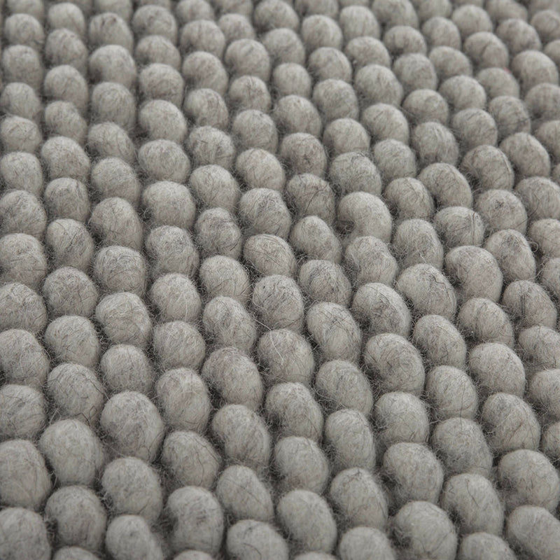 Hay Peas rug 170 * 240cm, medium grey