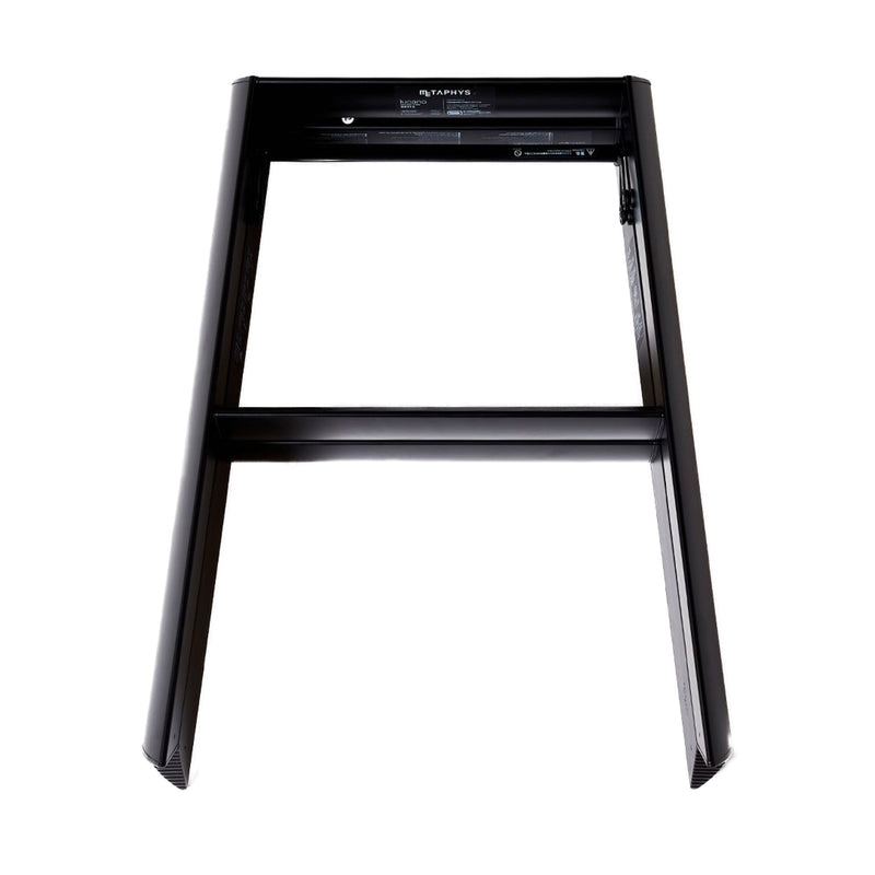 Metaphys Lucano Stool 2-Step , Black