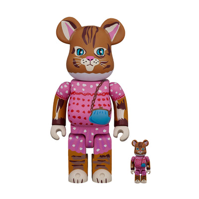 BE@RBRICK Nathalie Lété Minette 100% & 400% (To be shipped in late Jan 2021)