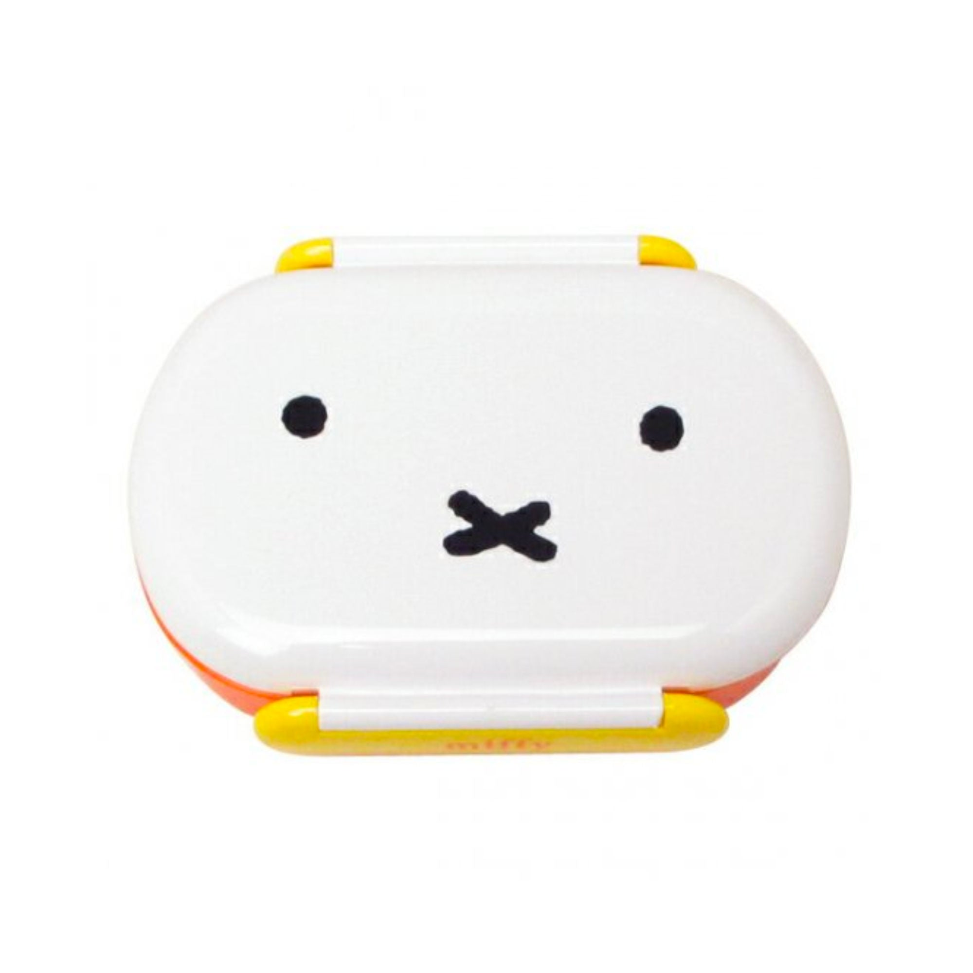 Miffy Lunch Box S Round