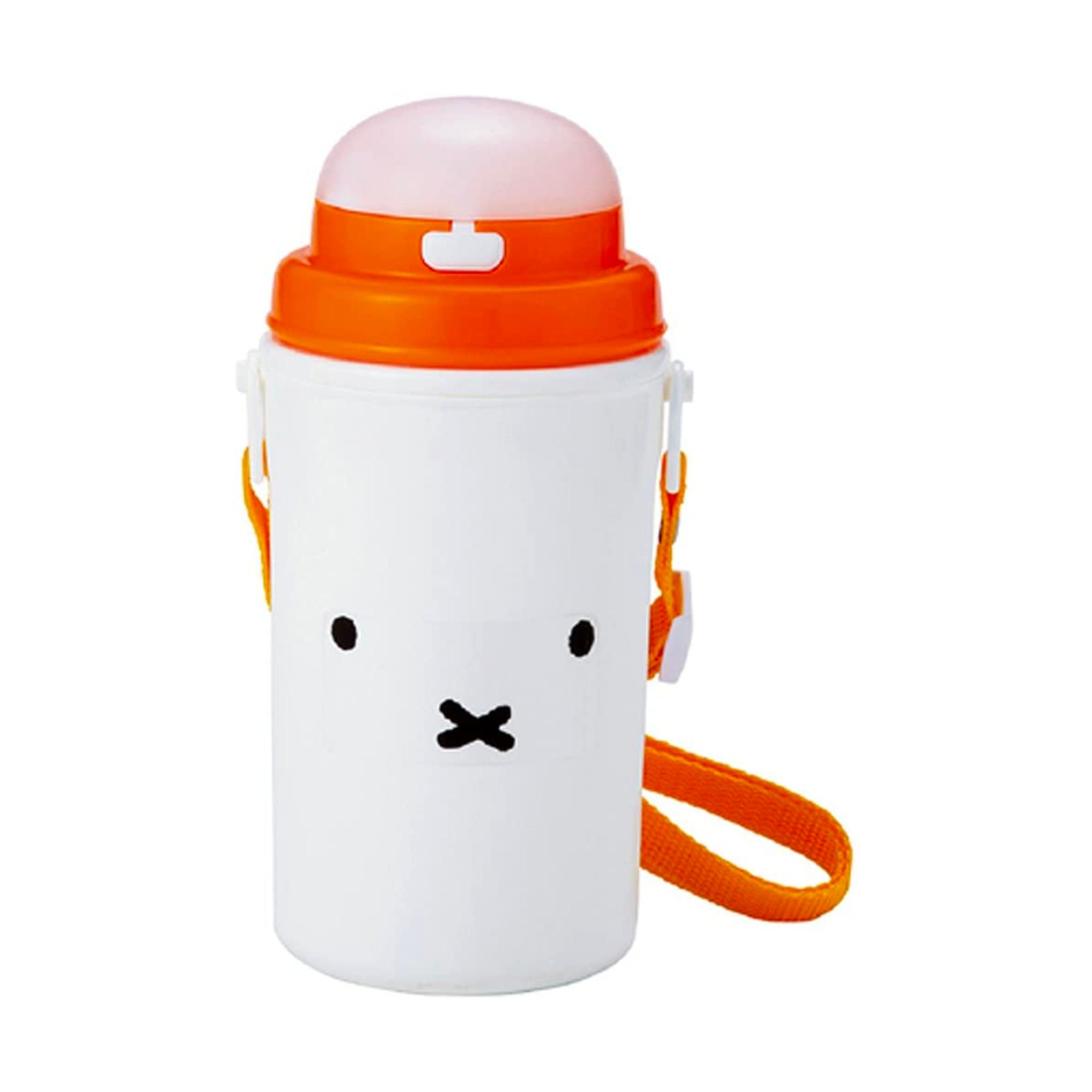Miffy Straw w. Cold Bottle