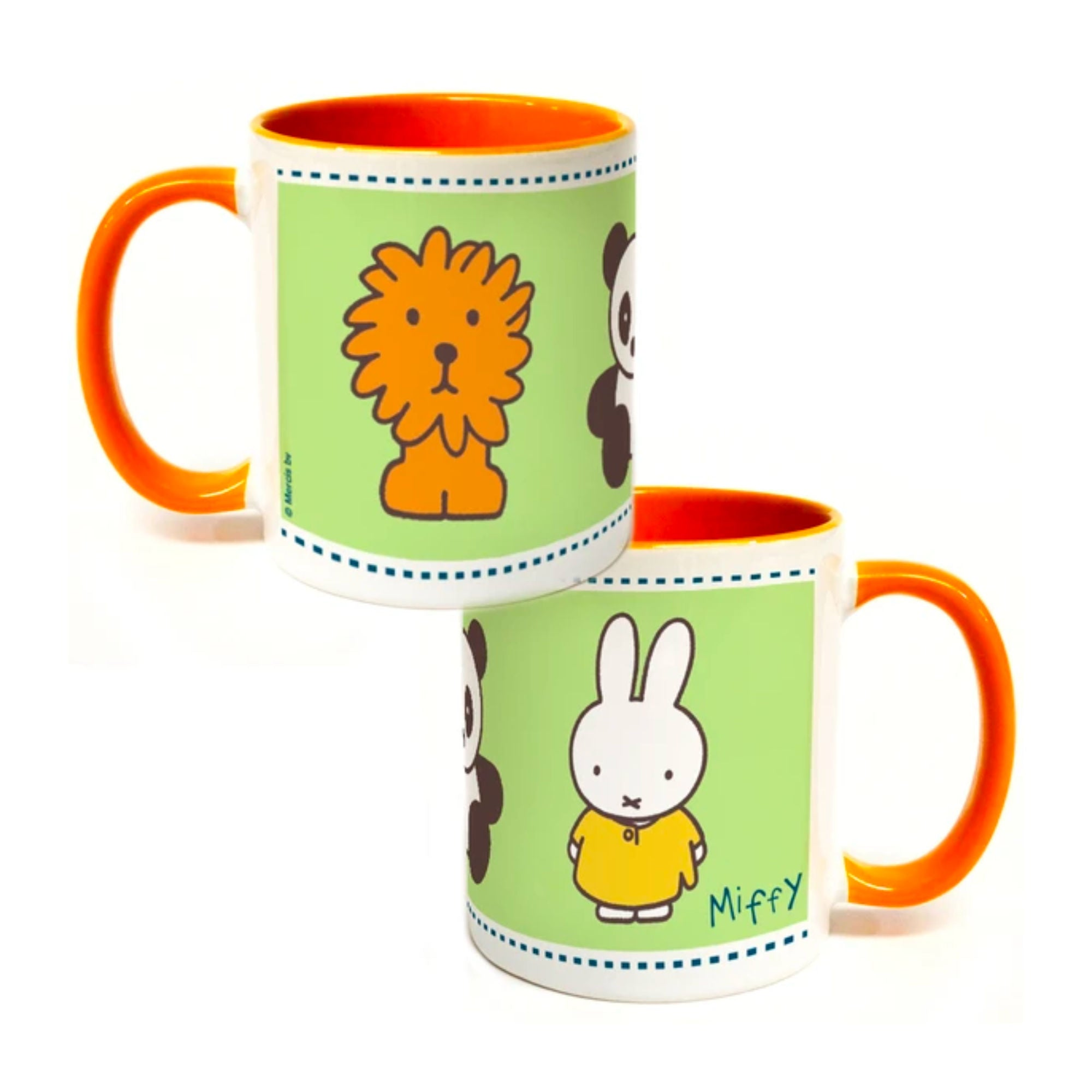Miffy Porcelain Mug 11oz , Animal