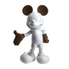 Mickey Welcome Wood 30cm