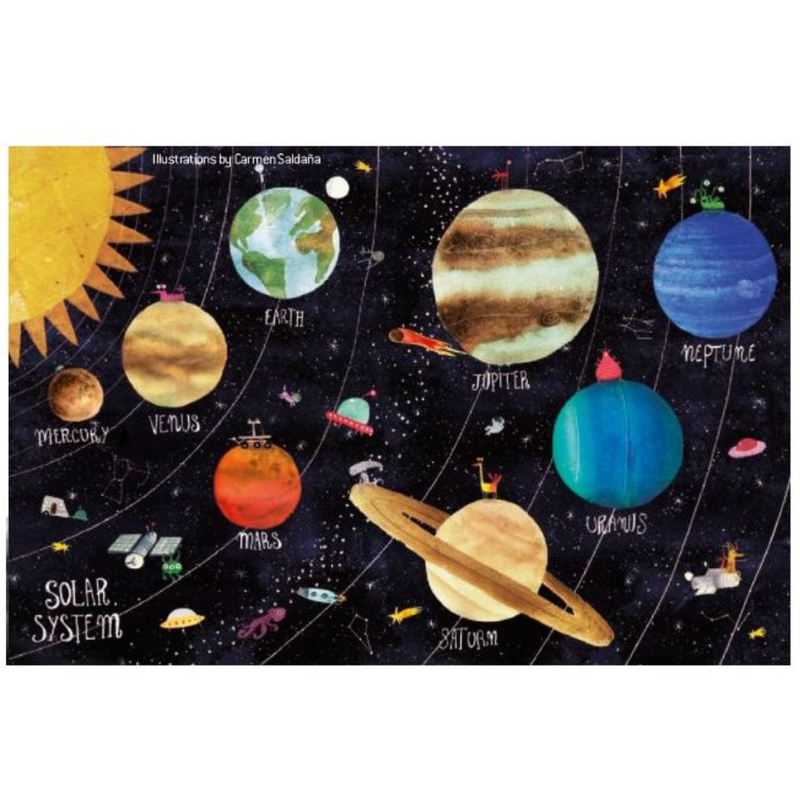 Londji Micro Puzzle Discover The Planet 150pcs