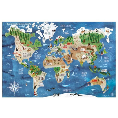 Londji Micro Puzzle Discover The Wold 150pcs