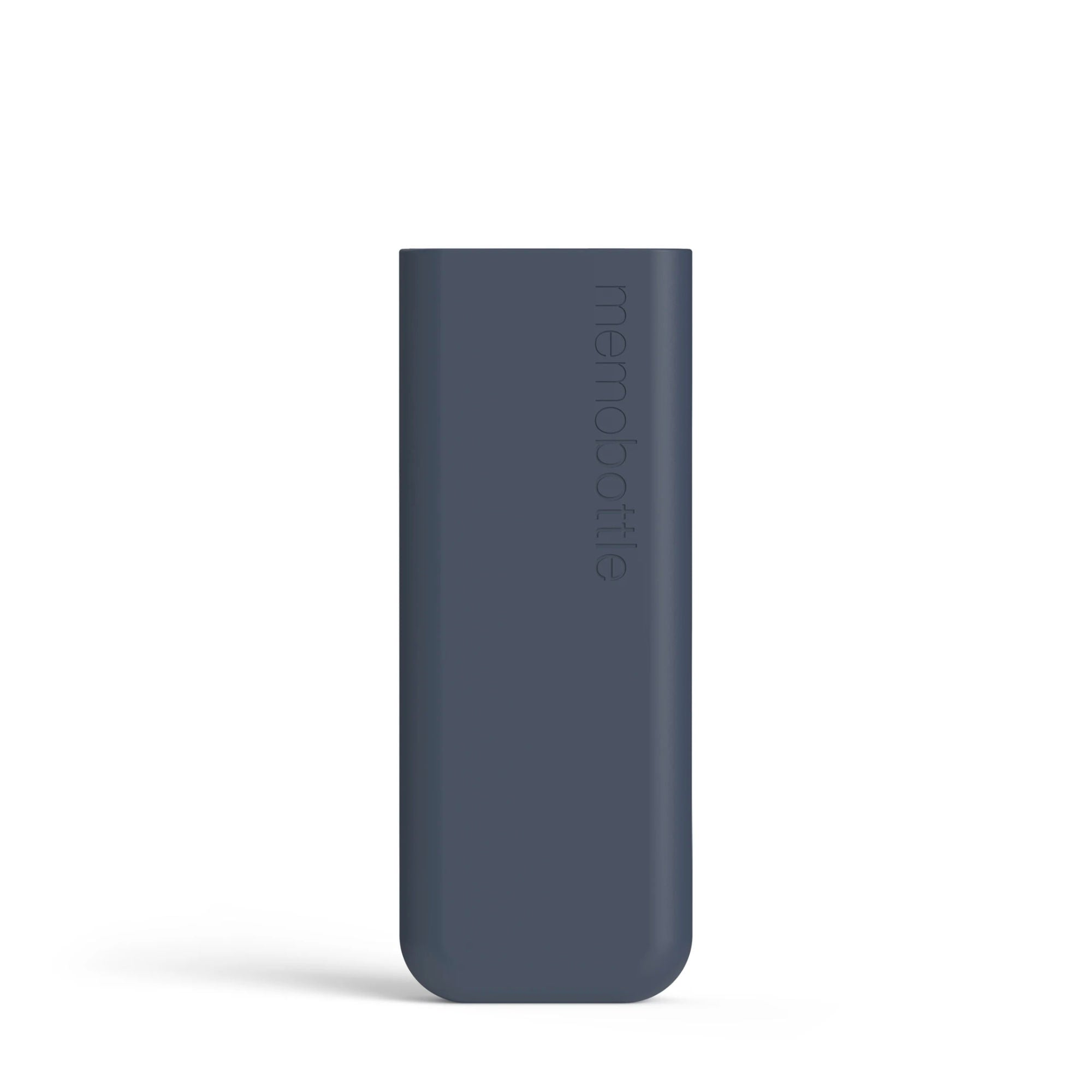 Memobottle Slim Silicone Sleeve , Midnight Blue