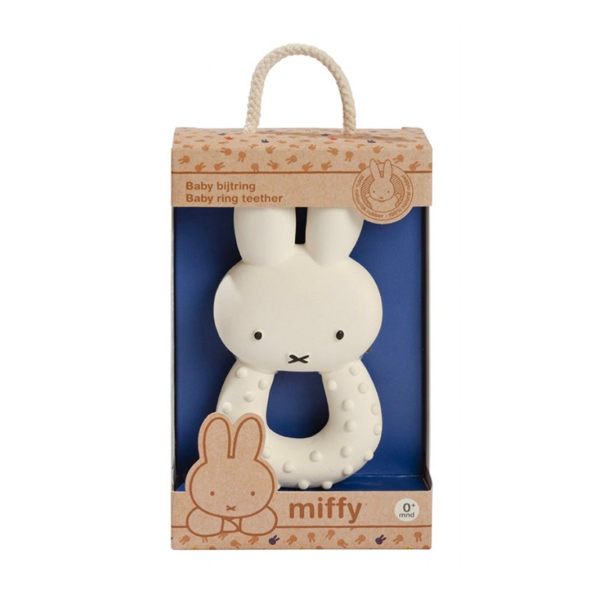 Miffy Teether Toy